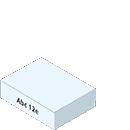 renz plan stele brief u paketkasten abb 1636 renz. Black Bedroom Furniture Sets. Home Design Ideas