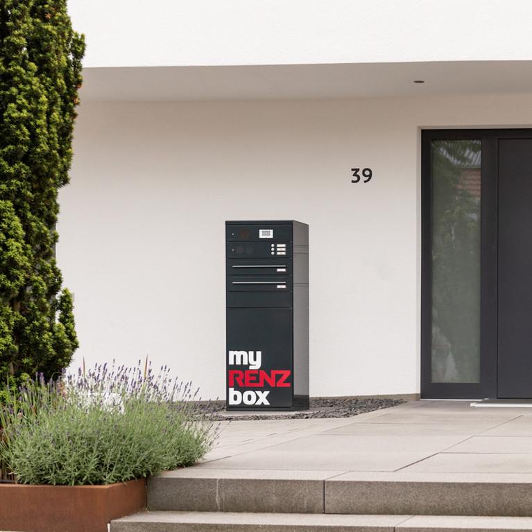 Entdecken Sie Unzahlige Moglichkeiten Mit Der Intelligenten MyRENZbox