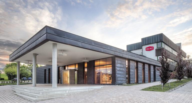 Renz-Zentrale in Kirchberg/Murr